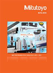Mitutoyo-Meetinstrumenten-Catalogus-2019-2021